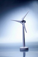 A model of wind turbine