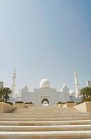 Sheikh zayed bin sultan al nahyan mosque, abu dhabi