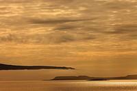 Loch Bay, Stein, Isle of Skye, Inner Hebrides, Highland, Scotland, Great Britain, Europe