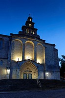 Church of Santa Maria, Gernika, Bizkaia, Basque Country, Spain