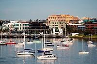 Corio Bay, Geelong, Victoria, Australia
