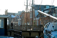 Groningen, Groningen, The Netherlands, Holland, Europe