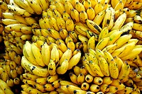 Close up of bananas