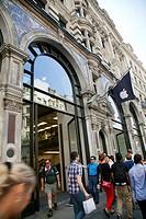 Apple Store on Regent Street in London - UK