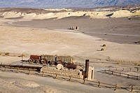 Harmony Borax Works, Death Valley National Park, California, United States of America, North America