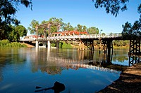 Bridge Over the Murray River