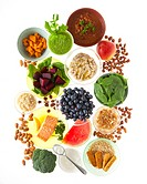 Foods recommended by Dr Oz.