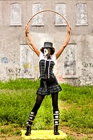 Yandea the Mime