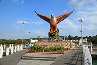 Eagle Square, Langkawi Island, Malaysia