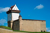 Narva castle. Estonia