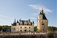 France, Loire valley, Chenonceau