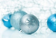 Wintery Decorations