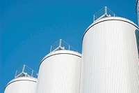 Industrial Agriculture Silo
