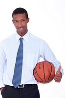 Basketball coach