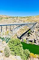 Requejo Bridge, Castile and Leon, Spain