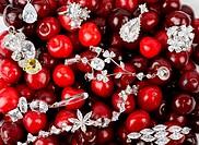 Jewels at cherries