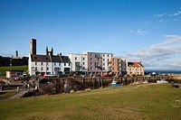 St Andrews Harbour St Andrews Fife Scotland