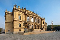 Rudolfinum, Prague, Czech Republic