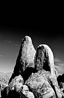 Alabama Hills Feature