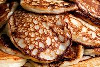 Pancake food