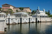 ART MUSEUM AND FAIRMOUNT PARK WATERWORKS SCHUYLKILL RIVER PHILADELPHIA PENNSYLVANIA USA