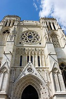 Cathedral Saint-André in Bordeaux, Gironde, Aquitaine, France