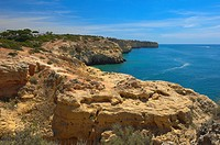 Algar Seco, Carvoeiro, Lagoa, Algarve, Portugal.