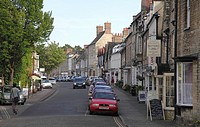 High Street Woodstock Oxfordshire