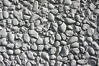 Gravel background texture