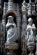Lisbon Portugal Mosteiro Dos Jeronimos Saint Jerome by Joao de Castiho 1517