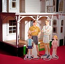 Two Dads and Kids Paper Dolls