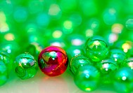 One Different Beads Background II