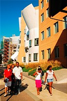 Stata Center, MIT