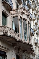 Casa Batlo, Barcelona, Spain
