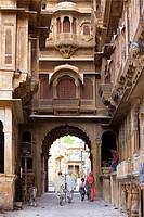 ,Jaisalmer, Rajasthan, India