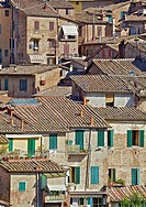 Hill Town Village of Cortona