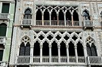 Ca´d´Oro Palazzo Santa Sofia in Venice,Italy,Europe