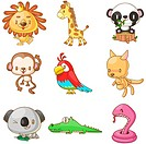 Various animals (thumbnail)