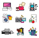 Electronic devices items (thumbnail)