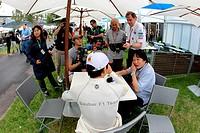 Kamui Kobayashi J Sauber F1 Team, F1, Australian Grand Prix, Melbourne, Australia