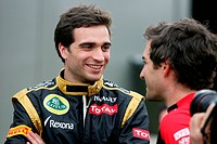 Jerome D´Ambrosio BE Lotus F1 Team, F1, Australian Grand Prix, Melbourne, Australia