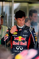 Mark Webber AUS Red Bull Racing, F1, Australian Grand Prix, Melbourne, Australia