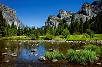 Merced River, Yosemite National Park, California