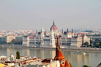 Smog over Budapest