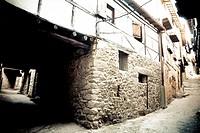 Miranda del Castañar, mediaeval village, Castile and León, Salamanca province, Spain