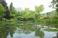 The Gardens at Giverny, France