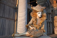 Carnival masks, Venice, Italy