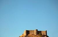Castle of Aguilar de Campoo, Palencia,castilla,Spain
