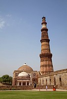 Qutb Minar tower