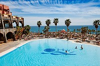Resort Hotel Holiday World Benalmedena, Malaga, Andalusia, Spain